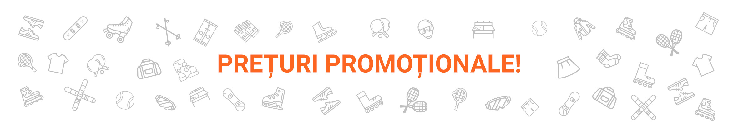 Banner preturi promotionale